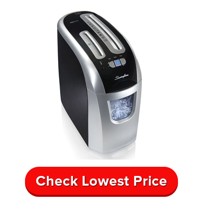 Swingline Paper Shredder Review