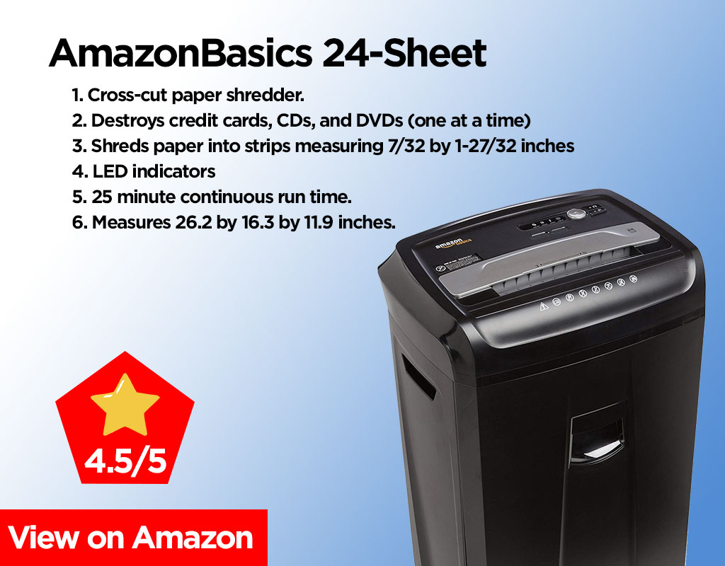 AmazonBasics-24-Sheet-Review