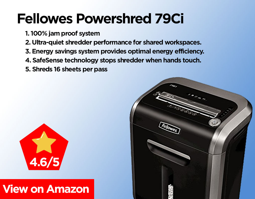 Fellowes-Powershred-79Ci-Review