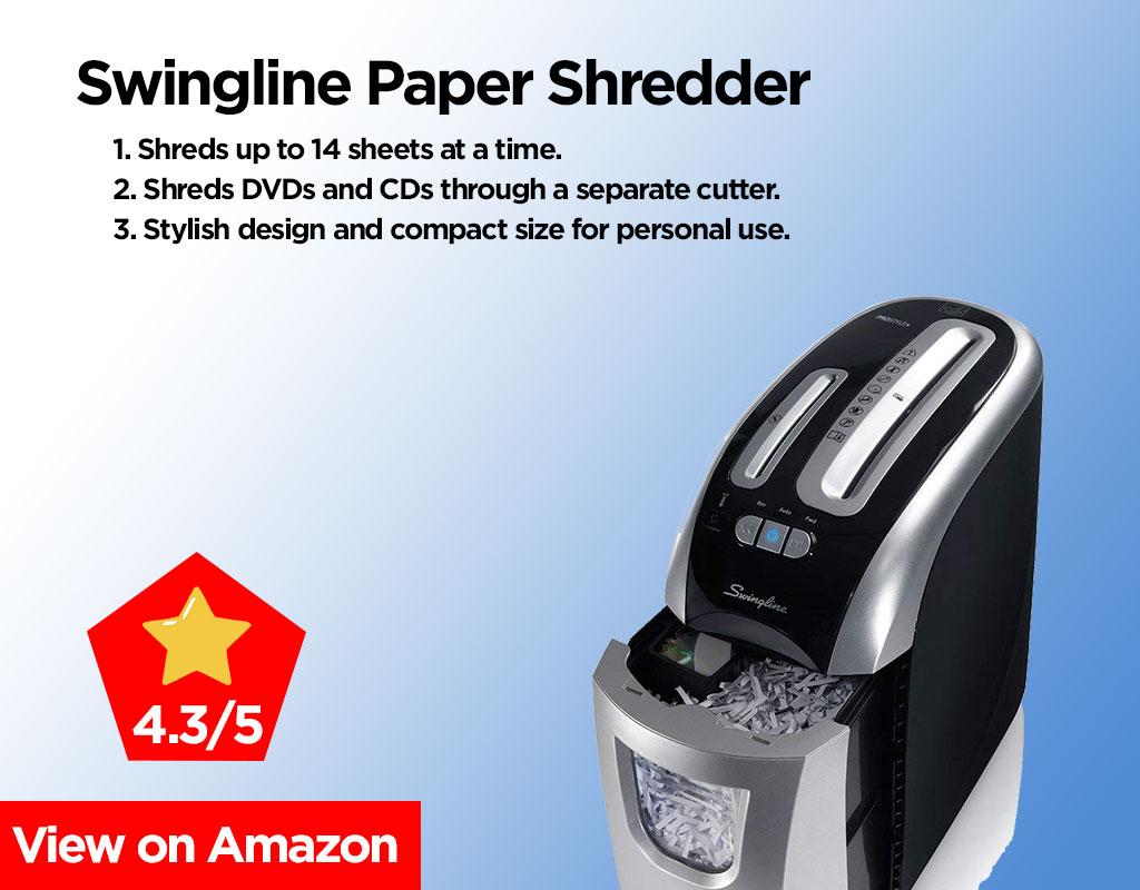 Swingline-Paper-Shredder-Review